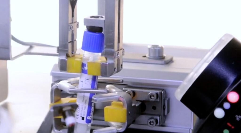 Automatización de Laboratorios- Lab Automation