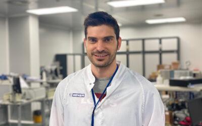 Entrevista a Carles Coll, responsable de Servicio al Cliente en SENER Diagnostics